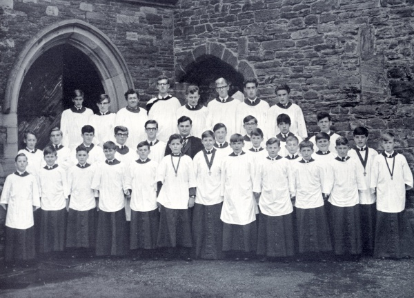 Brecon  Christ College, 1963