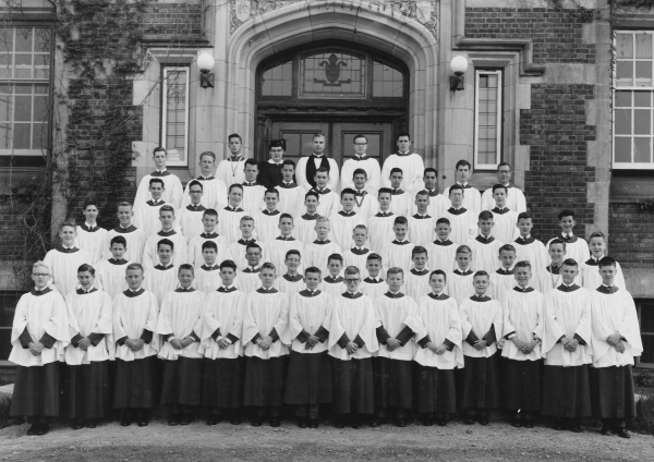Lennoxville  Bishops College School, 1958