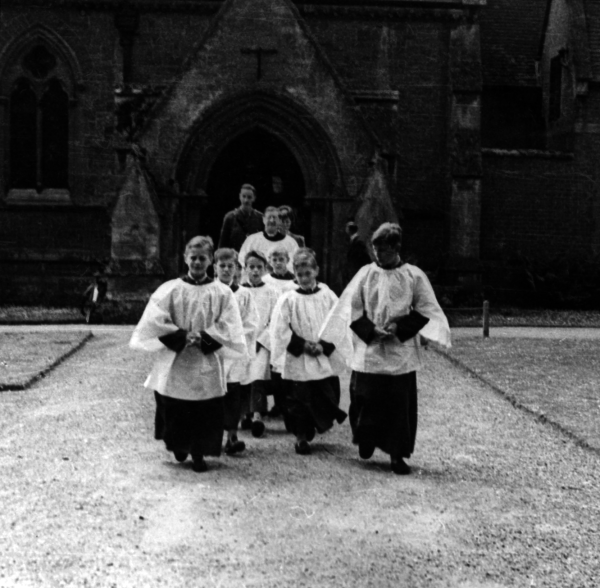 Newland Choir School, Malvern,  1943